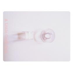 4 canettes / bobines en plastique