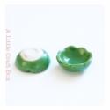 1 petit bol - vert