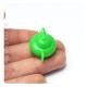 1 breloque thière  - vert