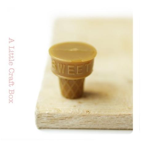 """1  mini cone """"sweet"""""""