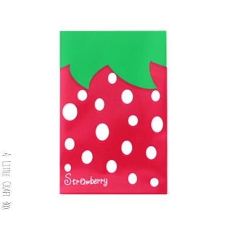 pochette fraise