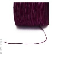 5m de fil de nylon 1mm - violet