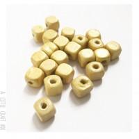 100 lettres en bois cube