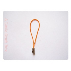 5 straps / attaches portable - orange