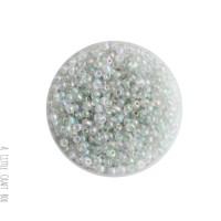 20g de perles de rocaille 4mm - rose opaque