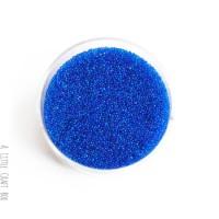 10g micro bille en verre - bleu marine