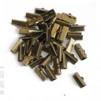 [ GROS LOT ] 100 griffes 17x8mm - bronze