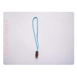 5 straps / attaches portable - bleu