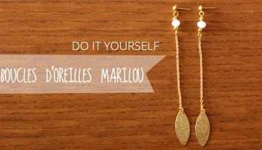 do it yourself boucle d'oreille
